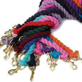Rhinegold Cotton Leadrope
