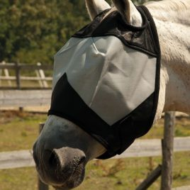 Rhinegold Fly Mask without Ear and Nose coverage