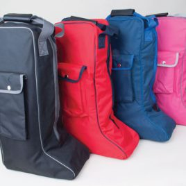 Rhinegold Long Boot Bag