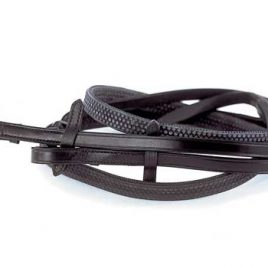 Rhinegold Rubber Covered Reins