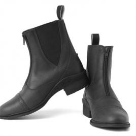 """Rhinegold """"Elite"""" Detroit Front Zip Paddock Boot"""