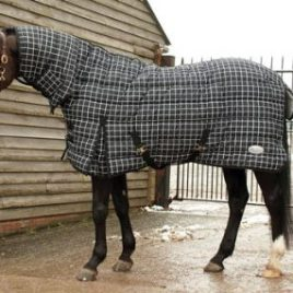 Rhinegold Full Neck Heavyweight Stable Quilt