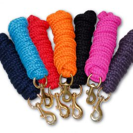 Rhinegold Luxe Lead Rope