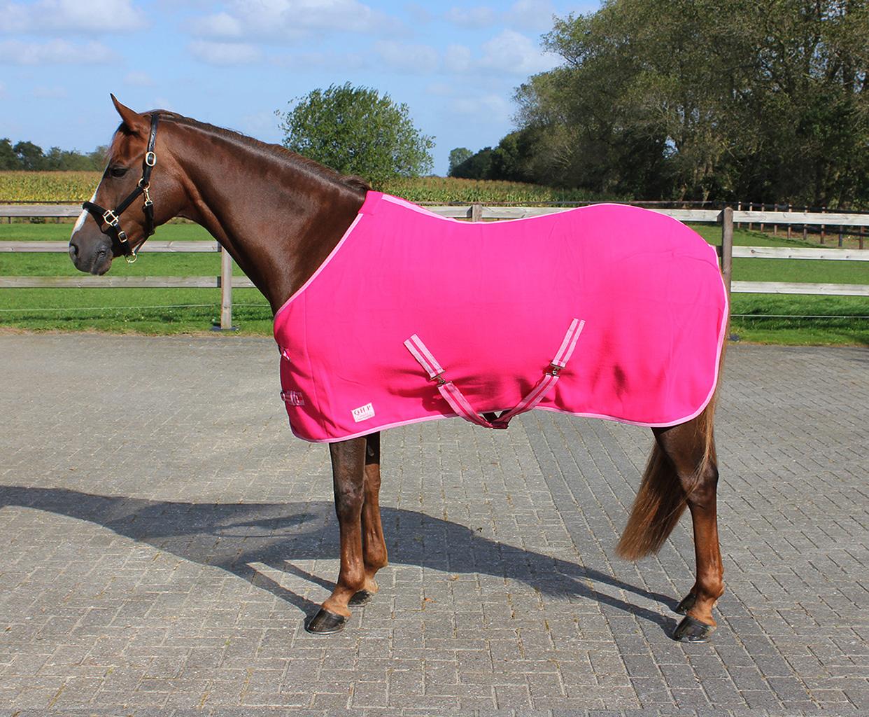 Qhp Fleece Rug Elite Equestrian