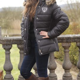 Rhinegold Siberia Quilted Jacket