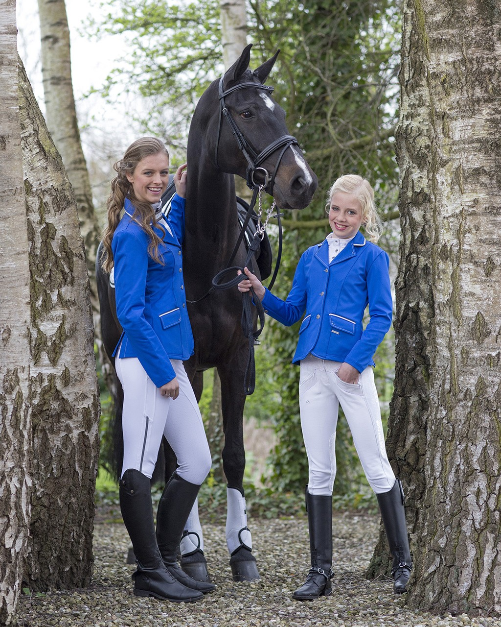 Qhp Coco Junior Competition Jacket Elite Equestrian