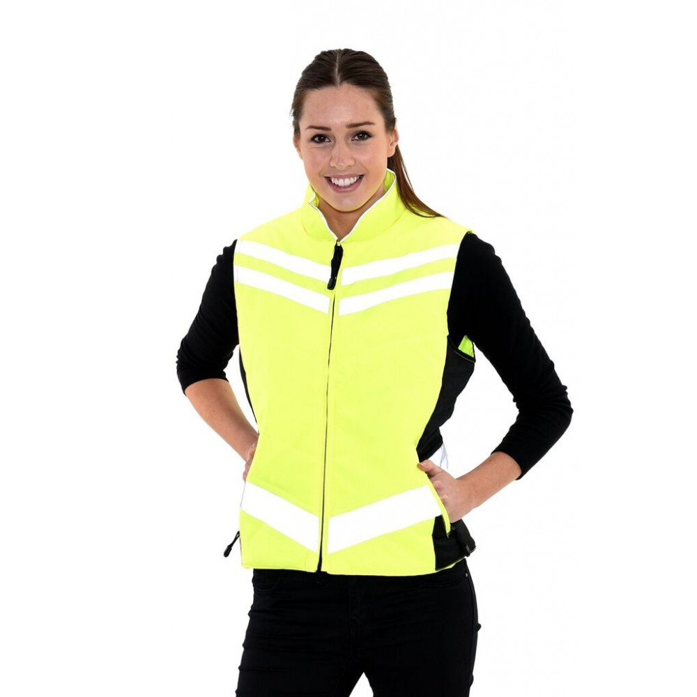 FLUORESCENT PINK /& FLUORESCENT YELLOW RIDING HAT COVER