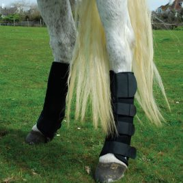 Rhinegold Breathable Neoprene Turnout Boots