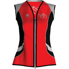Equisafety Charlotte Dujardin Arret Waistcoat