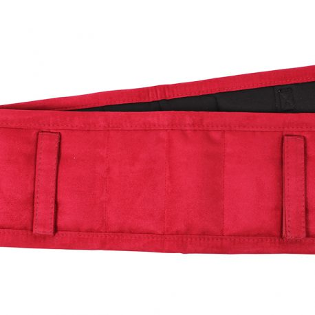 Red Lunging Pad