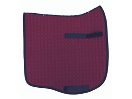 Mattes Eurofit Cut Saddle Pad with Correction System