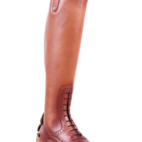 Cognac Sophia Boots