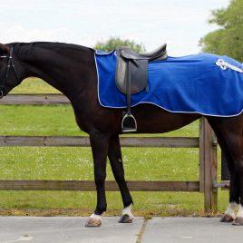 QHP Ornament Fleece Exercise Rug