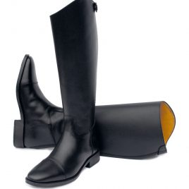 Rhinegold Hanover Long Leather Riding Boot