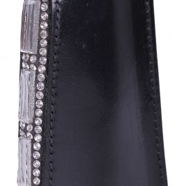 QHP Taylor Leather Stirrup Cover