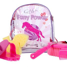 Pony Power Grooming Backpack