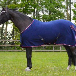 QHP Holland Fleece Rug
