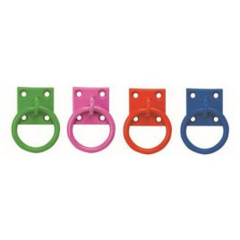 Perry Equestrian Tie Ring on Plates Pack of 2