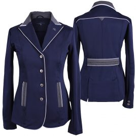 QHP Olivia Junior Competition Jacket