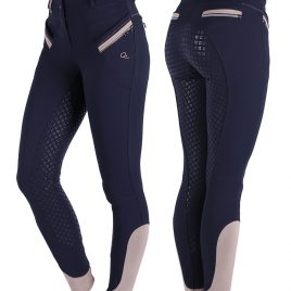 QHP Bliss Silicone Seat Breeches