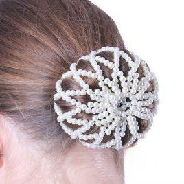 QHP Pearl Hair Net