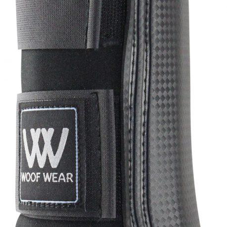Club Brushing Boot (Black)