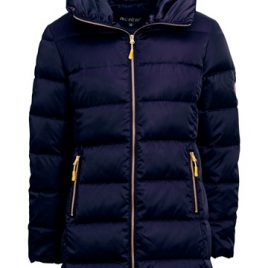 Montar Daisy navy long down jacket