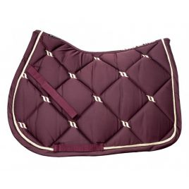Back on Track Night Collection Saddle Pad