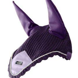 Equestrian Stockholm Lavender Ear Net