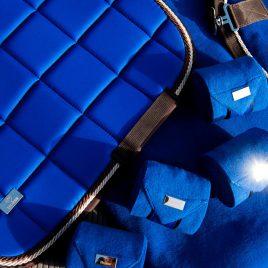 Horss Exclusive True Blue Saddle Pad