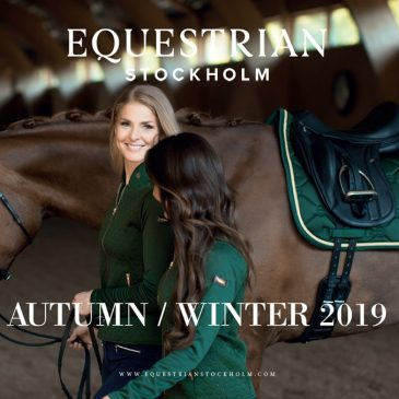 Introducing Equestrian Stockholm's Autumn/Winter Range 2019
