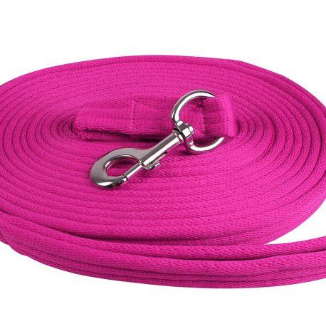 pink lunge line