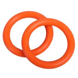 QHP Peacock Stirrup Elastic Rings