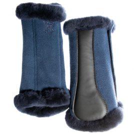 Mattes Autumn/Winter Hi-Pro Fleece Boots with sheepskin trim