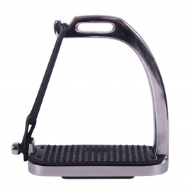 QHP Peacock Safety Stirrup