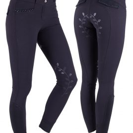 QHP Silicone Seat Breeches