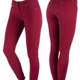 QHP Lindy Silicone Seat Breeches