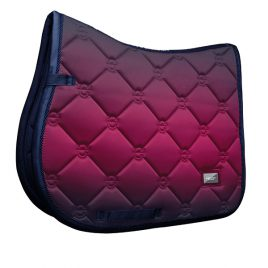 Equestrian Stockholm Faded Fuchsia Jump/GP Saddle Pad