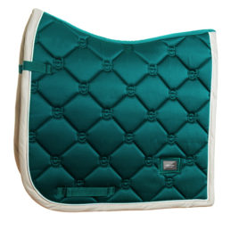 Equestrian Stockholm Amazonite Dressage Saddle Pad