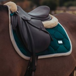Equestrian Stockholm Amazonite Jump/GP Saddle Pad