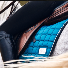 Equito Teal Saddle Pad