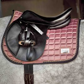 Equito Old Rose Saddle Pad