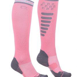 QHP Silicone Super Grip Riding Socks