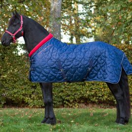 QHP Friesian Stable Rug