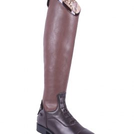 QHP Snake Birgit Riding Boot