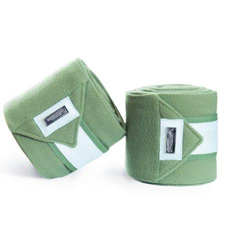pistachio-white-fleece-bandages-webb