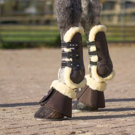 QHP Ontario Bell Boots