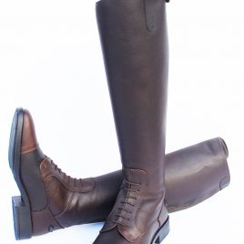 Rhinegold Elite Luxus Leather Riding Boot