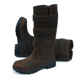 Rhinegold Mens Elite Colorado Boots