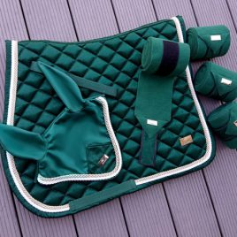 Horss Emerald Saddle Pad